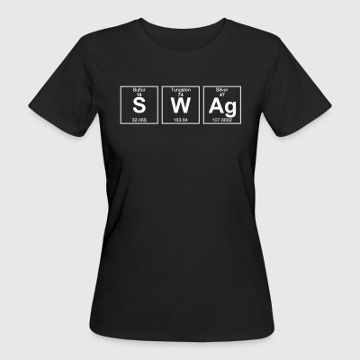 Periodenswag - Camiseta ecológica mujer
