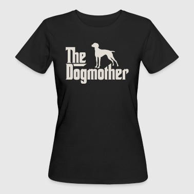 The Dogmother - Vizsla, Hungarian Pointing Dog - Women's Organic T-shirt