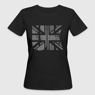 UK Flag - Organic damer