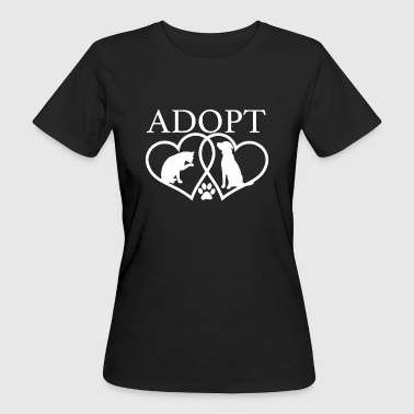 Dogs Lover speciale T-shirt - Vrouwen Bio-T-shirt