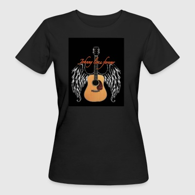 Johnny is eeuwig - Vrouwen Bio-T-shirt