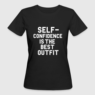 Confidence - Women's Organic T-shirt