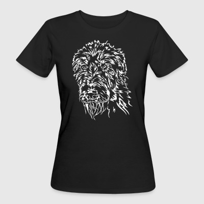 IRISH WOLFHOUND - Women's Organic T-shirt