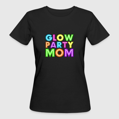 Glühen-Party-Mamma - Frauen Bio-T-Shirt