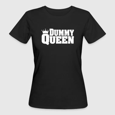 DUMMY QUEEN - Ekologisk T-shirt dam