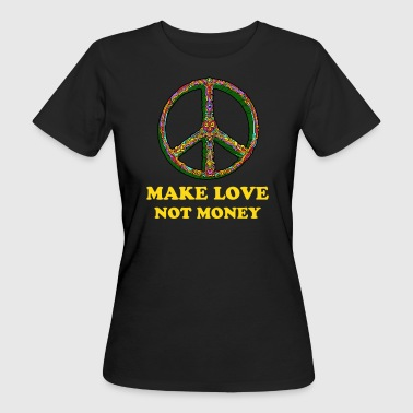 Peace for all the people - Frauen Bio-T-Shirt