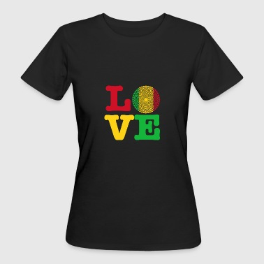 MALI HEART - Women's Organic T-shirt