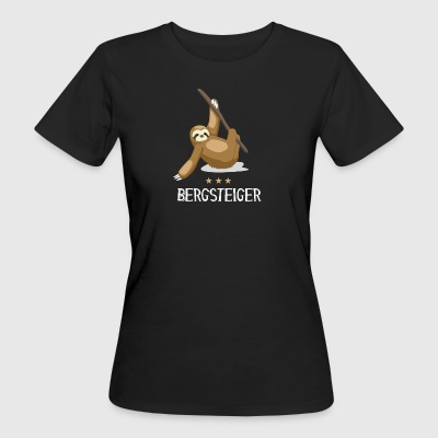 Mountaineer Faultier - Women's Organic T-shirt