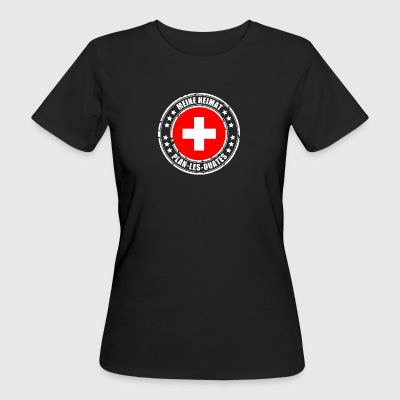 MY HOME PLAN-LES-OUATES - Women's Organic T-shirt