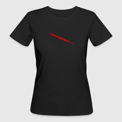 RED LINE - Camiseta ecológica mujer