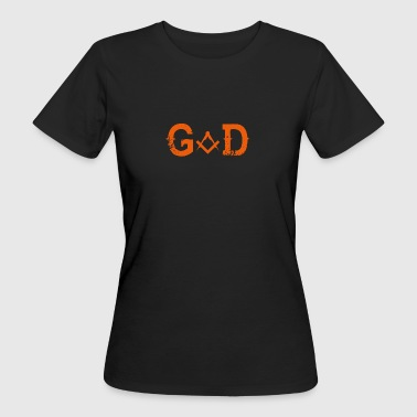 Legende god gott architekt zimmermann - Frauen Bio-T-Shirt