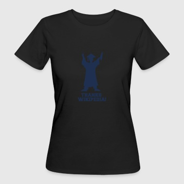 High School / Graduation: Merci Wiki.pedia! - T-shirt bio Femme