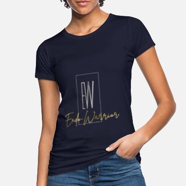 Endo-Warrior Endometriosis Awareness Shirt - Women's Organic T-Shirt