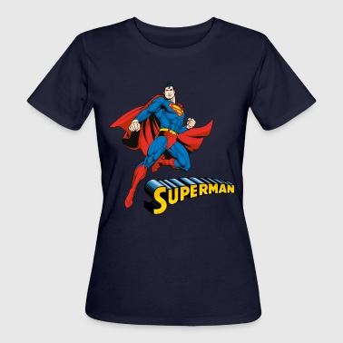 Superman 'Pose cool' Men T-Shirt - Organic damer