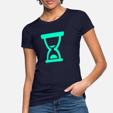 Hour Glass hourglass - Women's Organic T-Shirt
