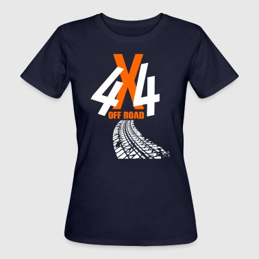 4x4 4x4 Offroad - Camiseta ecológica mujer