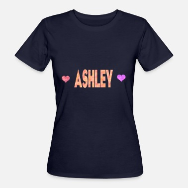 Ashley Ashley - Camiseta ecológica mujer