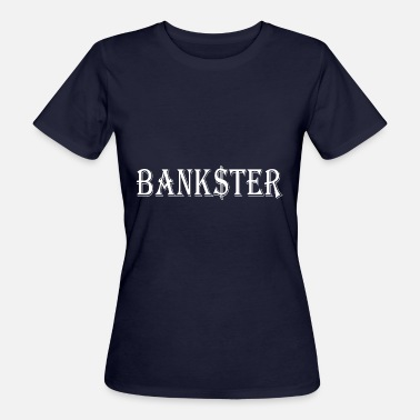 Sters Bank $ ster knows - Women's Organic T-Shirt
