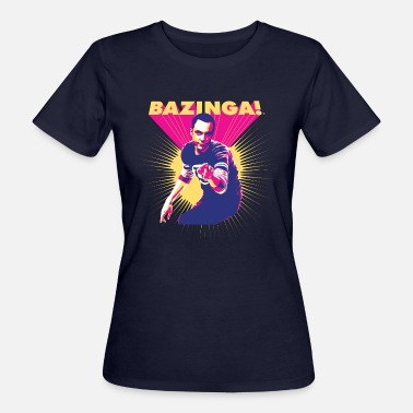 The Big Bang Theory   - Ekologisk T-shirt dam