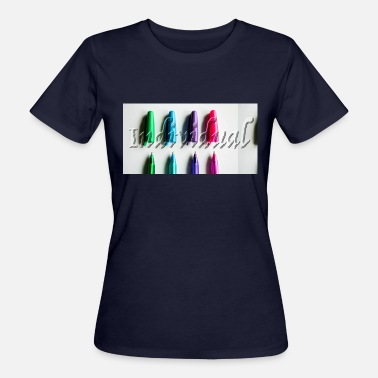 Collection individuelle - T-shirt bio Femme
