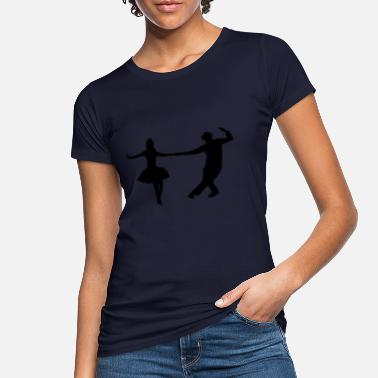 Dance Couple dancing couple - Women's Organic T-Shirt