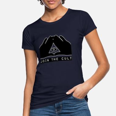 Cult Joint the Cult - Vrouwen bio T-shirt