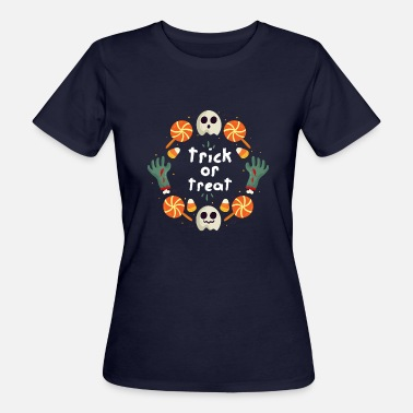 Trick Or Treat Trick ou Treat / Trick or Treat - T-shirt bio Femme