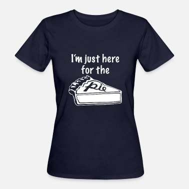 Pie Pie - Frauen Bio-T-Shirt