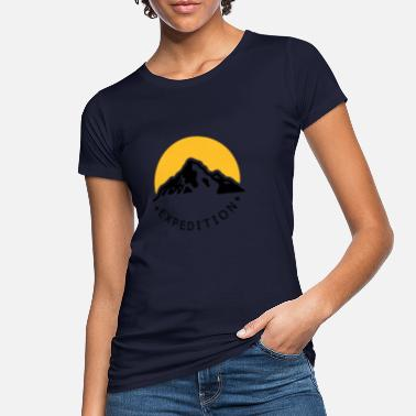 Expedition mountain expedition - Women's Organic T-Shirt