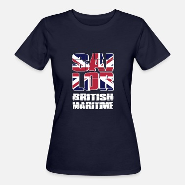 Maritime UK Maritime Sailor - Women's Organic T-Shirt