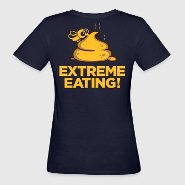 Extreme Eating - Ekologisk T-shirt dam