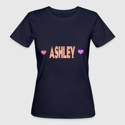 Ashley - Camiseta ecológica mujer
