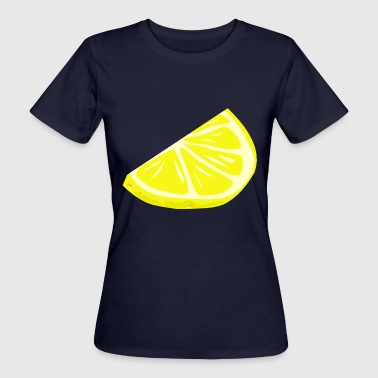 Lemon - Lemons are the SPIRITS - Women's Organic T-shirt