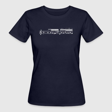 Music - Frauen Bio-T-Shirt