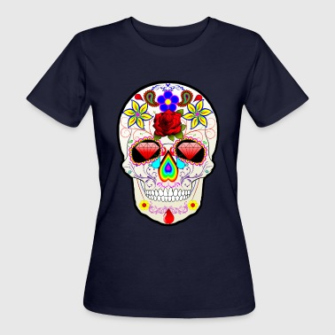 The Rock Skull - T-shirt bio Femme