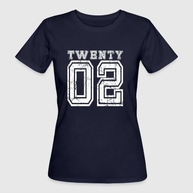 Twenty 2002 - Frauen Bio-T-Shirt