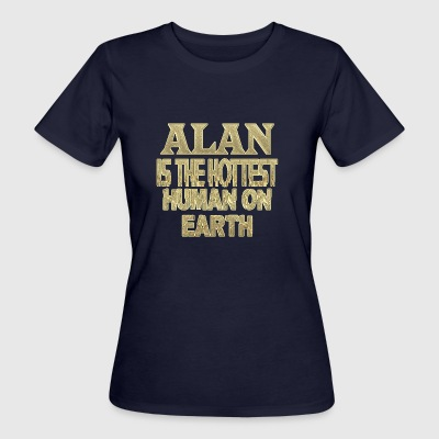 Alan - Women's Organic T-shirt