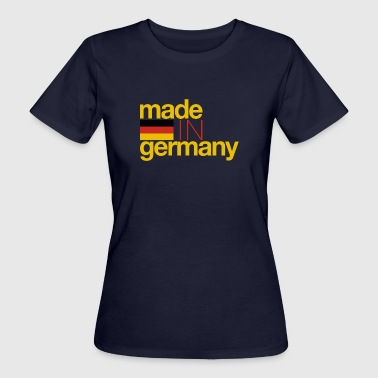 Made in Germany - Sonderausgabe. - Frauen Bio-T-Shirt