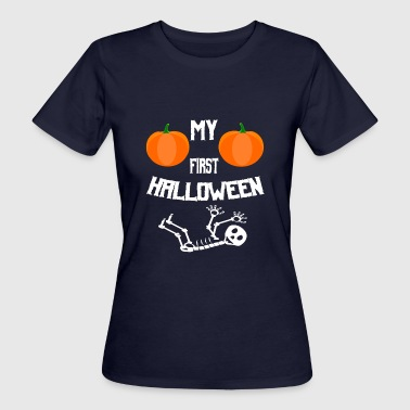 my first Halloween Baby - Frauen Bio-T-Shirt