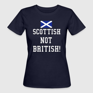 Scottish - Women's Organic T-shirt