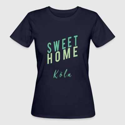 sweet home Colonia - T-shirt ecologica da donna