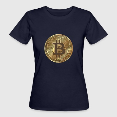 Bitcoin - Frauen Bio-T-Shirt