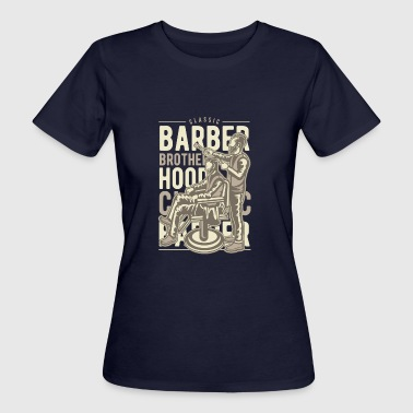 Barber Brotherhood - Women's Organic T-shirt