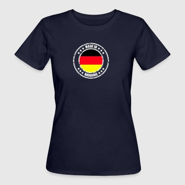 HARBURG - Frauen Bio-T-Shirt
