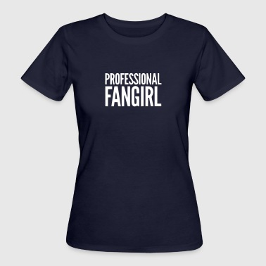 Professionneles fan flicka - Ekologisk T-shirt dam