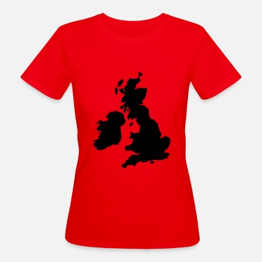 Great Britain Great Britain - Women's Organic T-Shirt