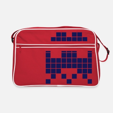 Creature Pixel Creature - Retrotasche
