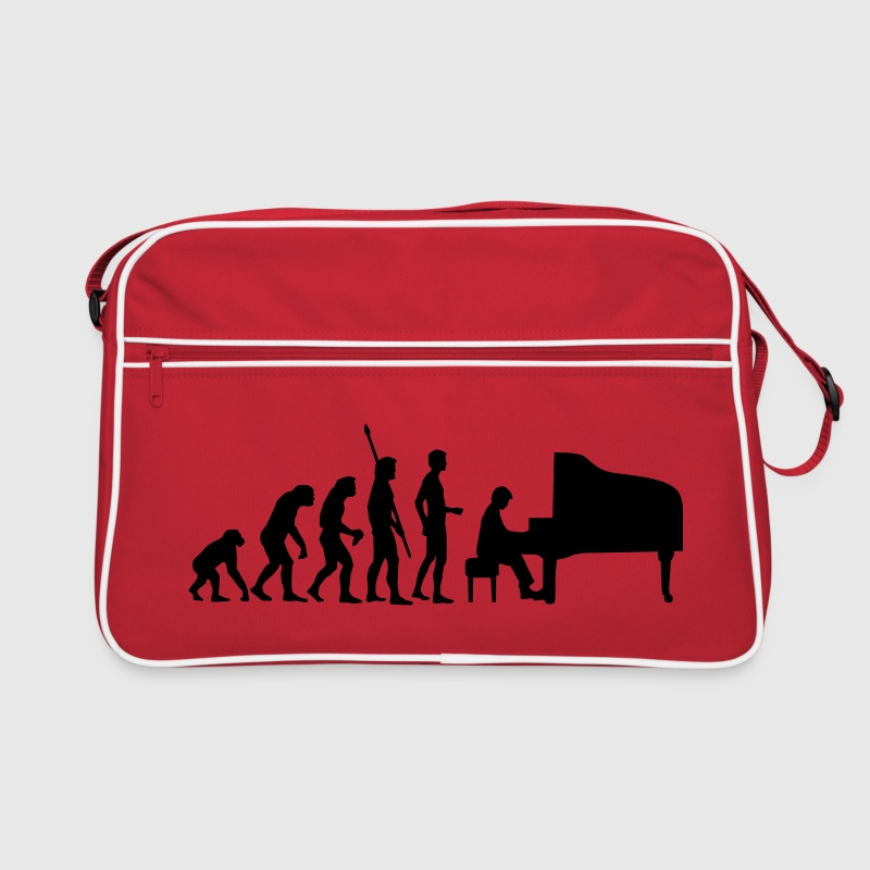 evolution_pianist - Retro Bag