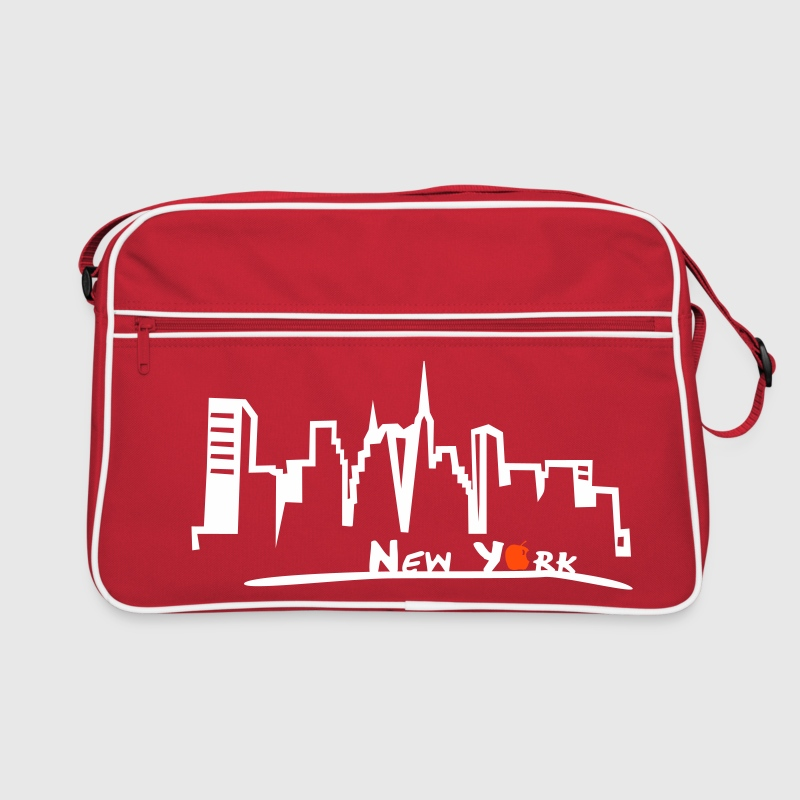 New York City - Retro taske