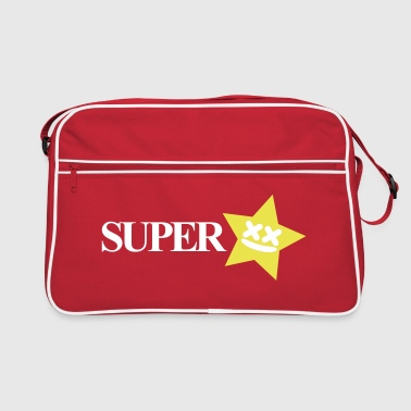 superstar - Retro Tasche